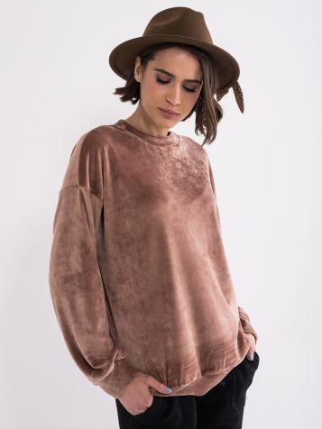 Plišani pulover