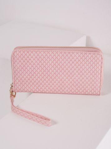 Denarnica rožnate barve