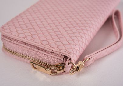 Bebi roze novčanik