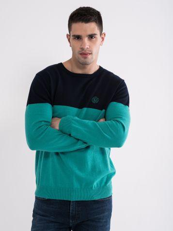 Džemper u dvije boje