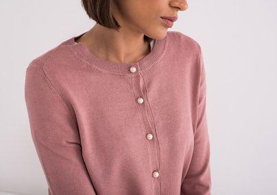 Džemper sa biserima