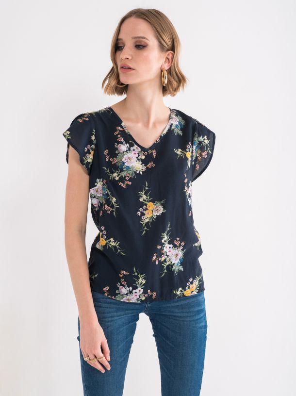 Floralna bluza
