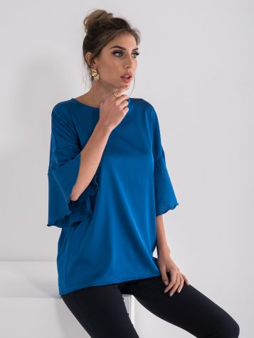 Bluza atraktivne boje