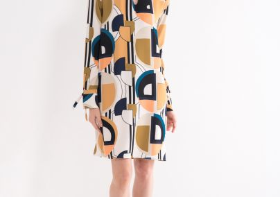 Dezenirana elegantna haljina