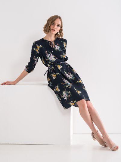 Floralna haljina