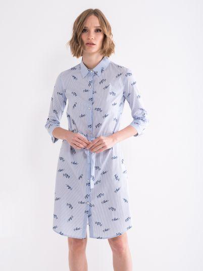 Print haljina
