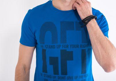 Rojal plava majica