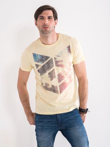 Majica pastelne boje