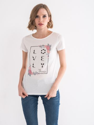 Lovely majica