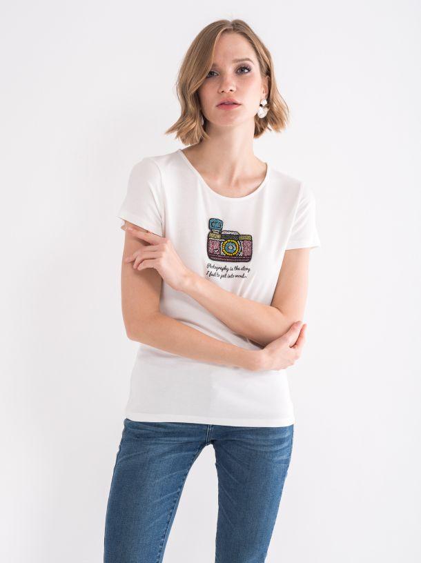 Majica sa aplikacijom