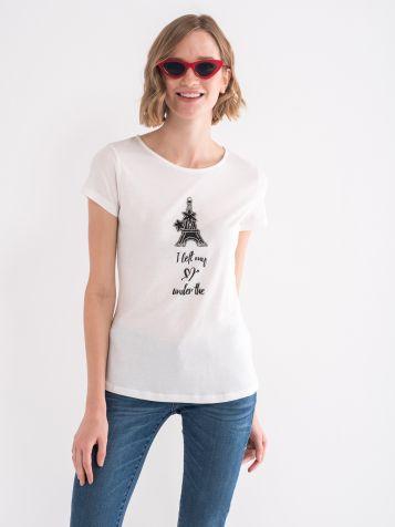 Paris majica