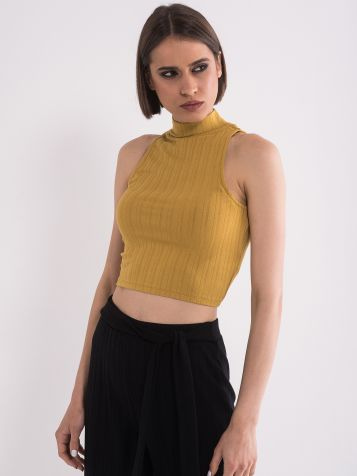 Majica crop top