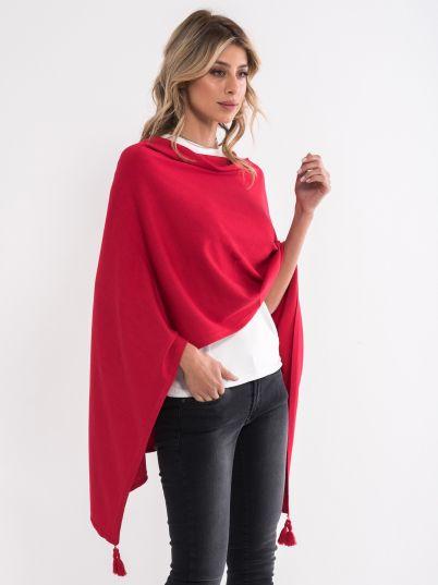 Džemper pončo