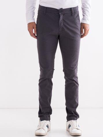 Sive muške pantalone