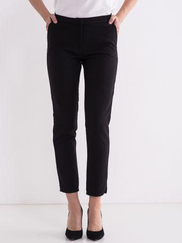Ženske crne pantalone