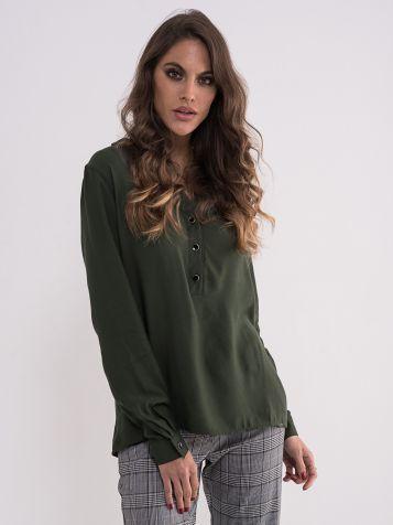 Ženska jednostavna bluza