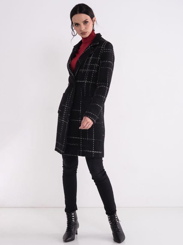 Karo kaput ženski