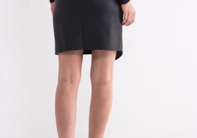 Ženska kožna suknja