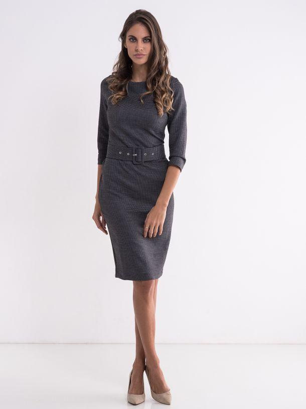 Poslovna ženska haljina