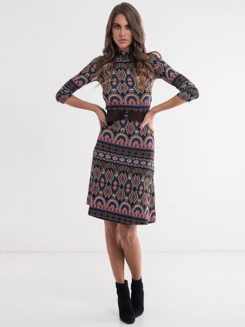 Dezenirana ženska haljina