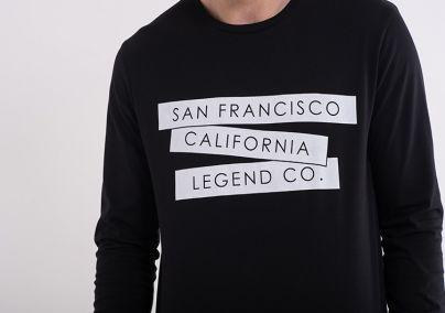 San Francisko pamučna majica