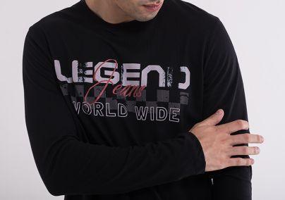 LWW pamučna majica