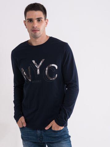 NYC pamučna majica