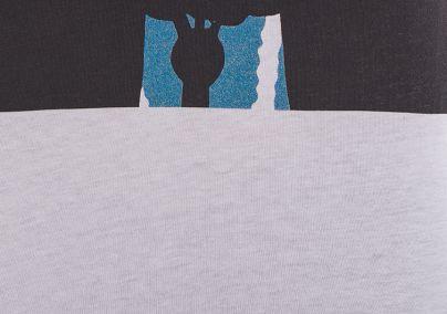 Majica dugih rukava sa printom