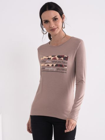 Ženska drap majica