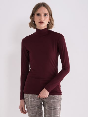 Ženska majica sa rolkom