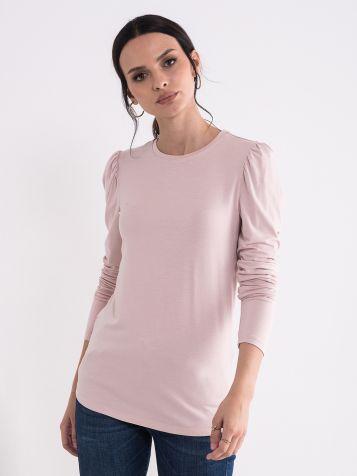 Roze ženska majica