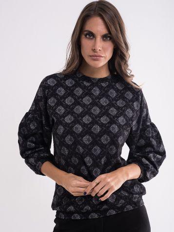 Ženska dezenirana majica