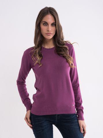 Ženski ciklama džemper