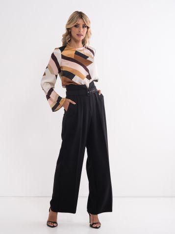 Elegantne zvonaste hlače