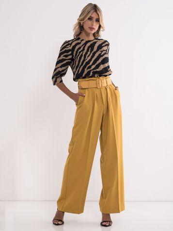 Pantalone sa kaišem