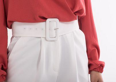 Beli šorts