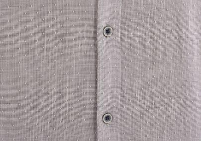 Siva muška košulja
