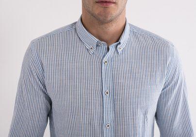 Muška košulja na pruge
