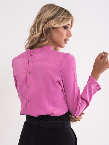 Bluza rožnate barve