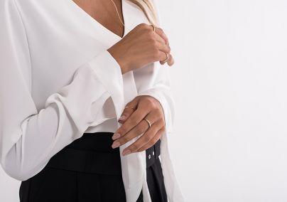 Bluza V izreza