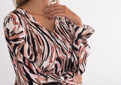 Dezenirana bluza