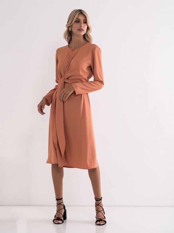 Haljina sa vezivanjem