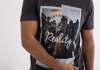 Pamučna majica sa štampom