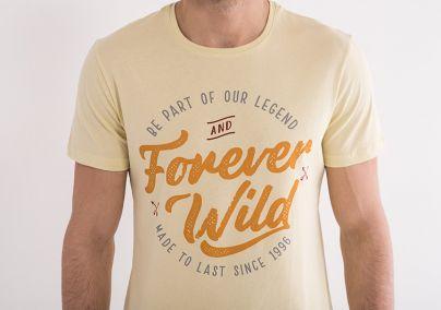 Majica Forever Wild