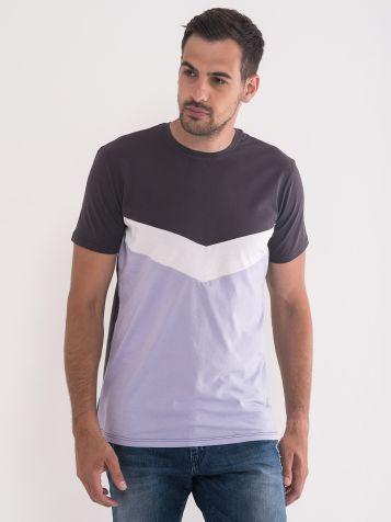 Muška majica u tri boje