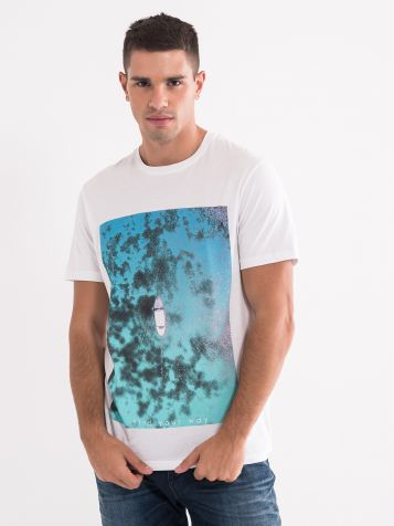 Trendi moška majica