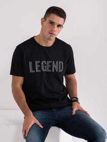 Legend majica crna