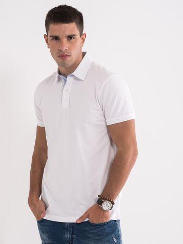 Polo majica bijela