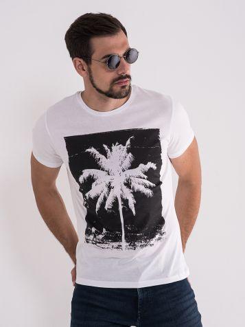 Majica sa palmom