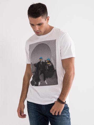 Majica s sliko